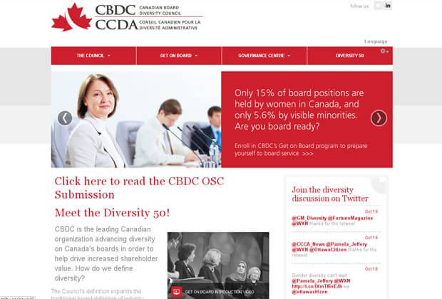 Canadian Board Diversity Council