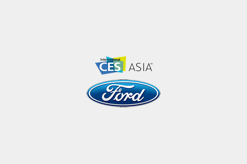 Ford, CES Asia