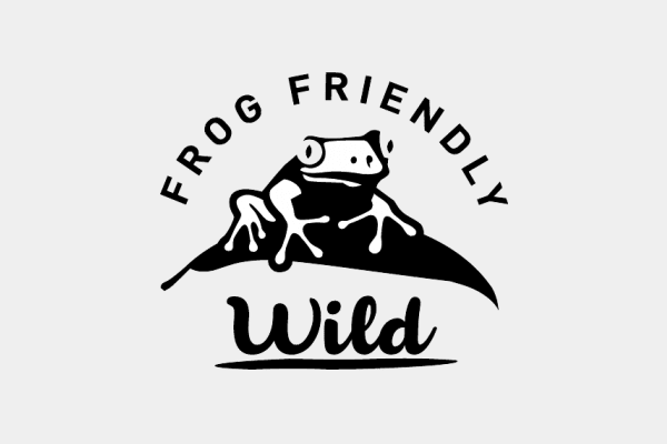 Frog Friendly Wild Coffee